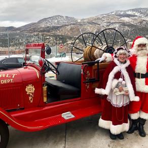 Willits' Santa Claus Parade