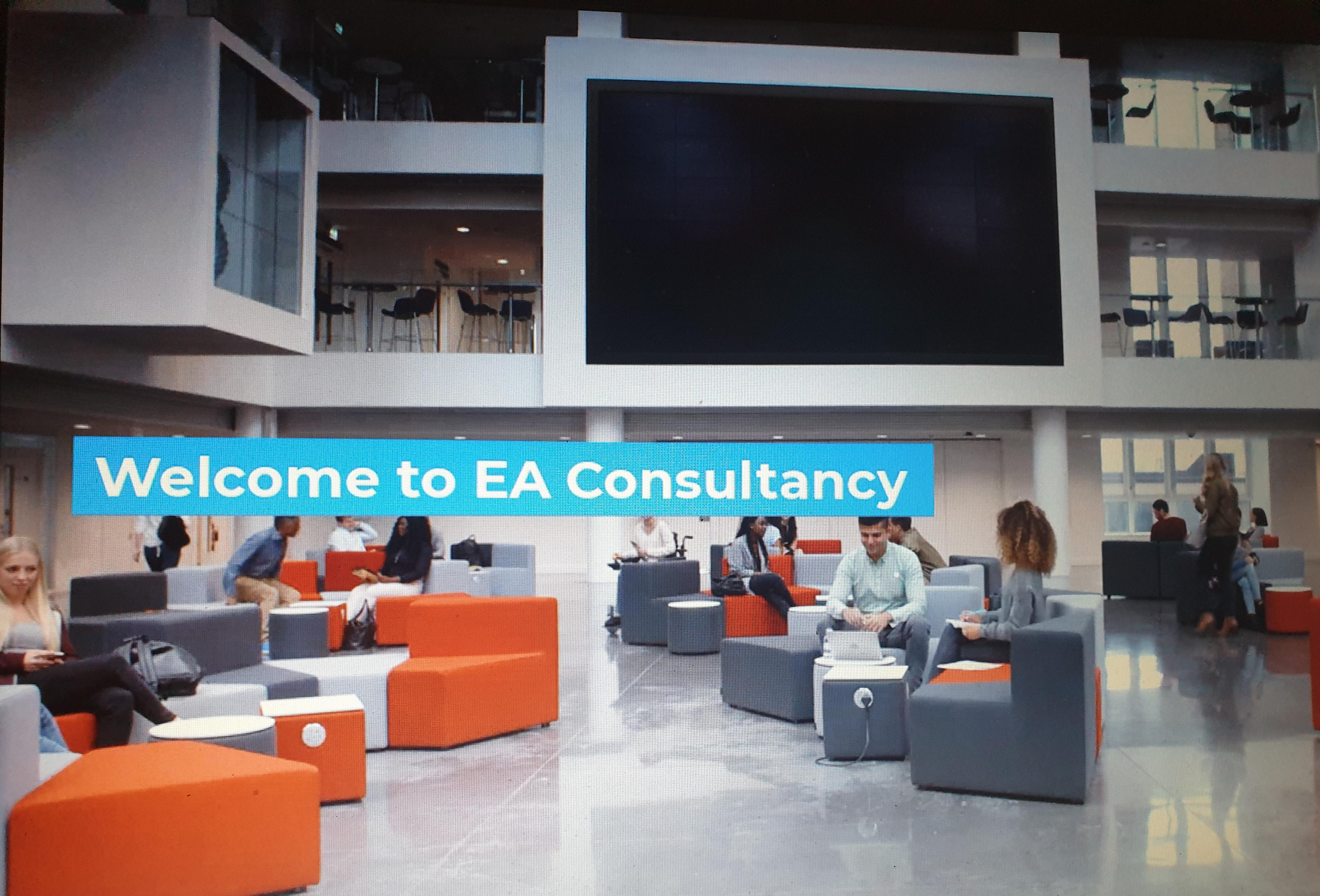 welcome to EA Consultancy