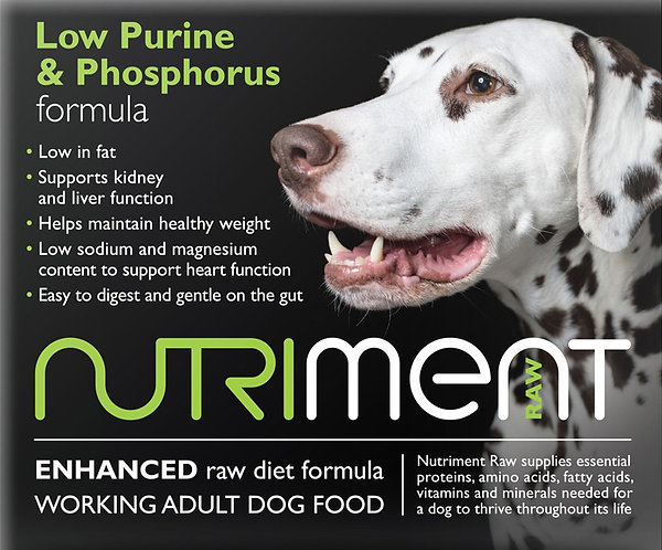 Adult - Low Purine & Phosphorus