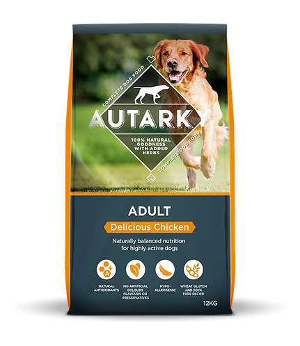 Autarky Chicken available in 2kg & 12kg