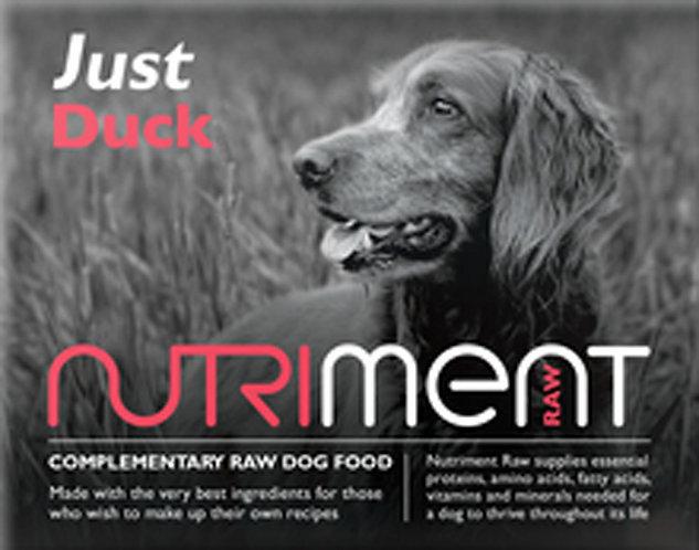 Just range - Duck