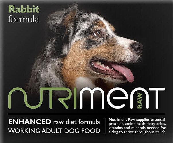 Adult Rabbit formula