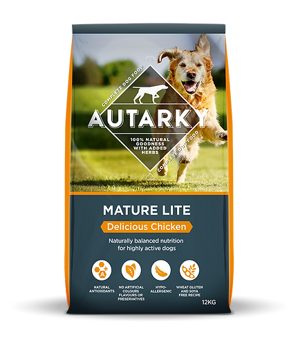 Autarky Mature Lite Chicken available in 2kg & 12kge