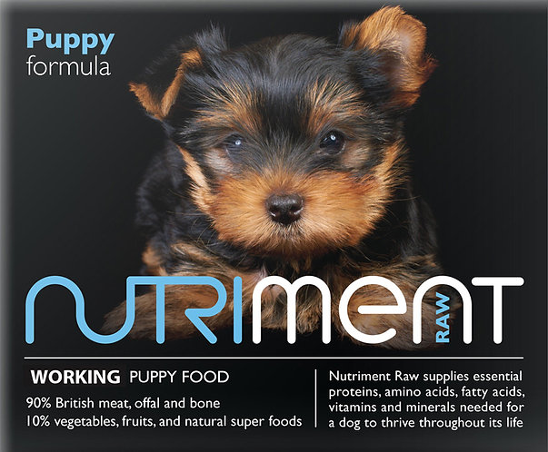 Puppy Formula - from 6 weeks