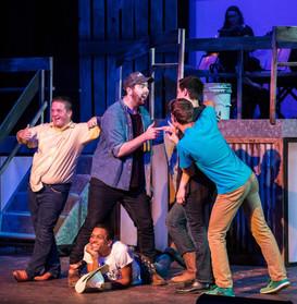 Footloose at Ozark Actors Theatre