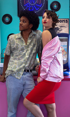 Doody in Grease at Shawnee Summer Theatre