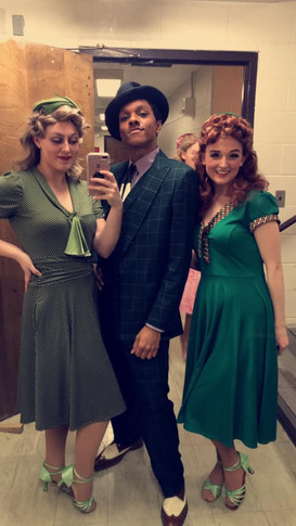Guys and Dolls at Western MIchigan