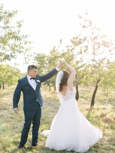 AN INTIMATE TREEHOUSE WEDDING