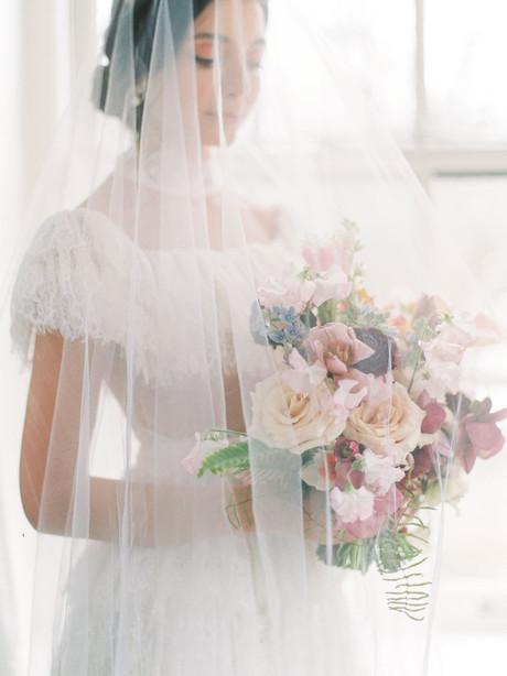 ASK A WEDDING VENDOR: BLAIR NADEAU BRIDAL ADORNMENTS