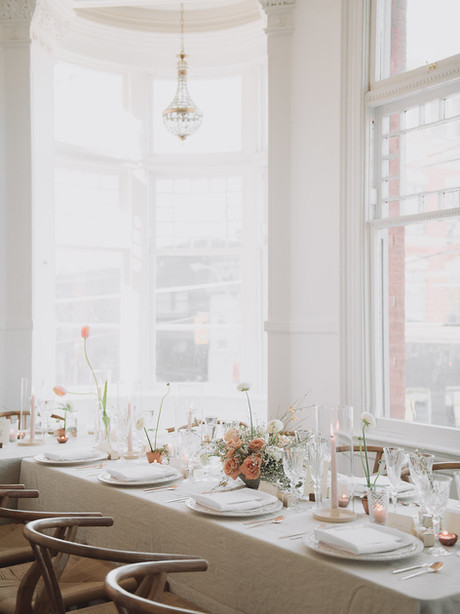 ASK A WEDDING VENDOR: BLUSH + BOWTIES