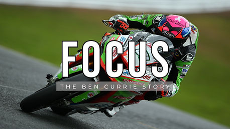 Focus - The Ben Currie Story YouTube Cov