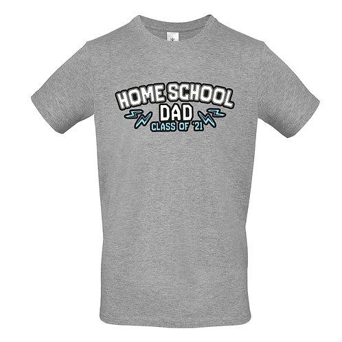 Home School Dad 2021 T-Shirt