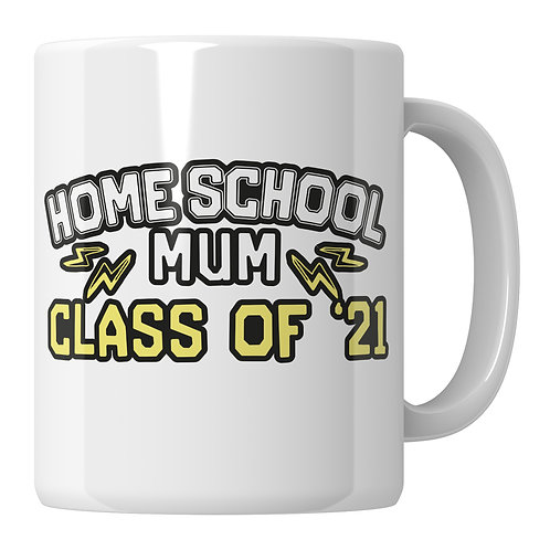 Home School Mum Mug