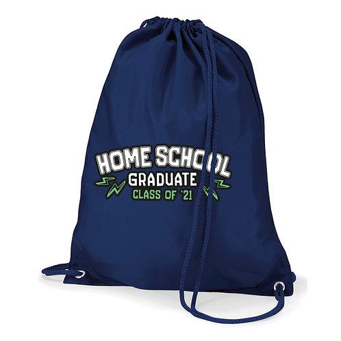 Kids Class of 2021 Graduation Drawstring Bag