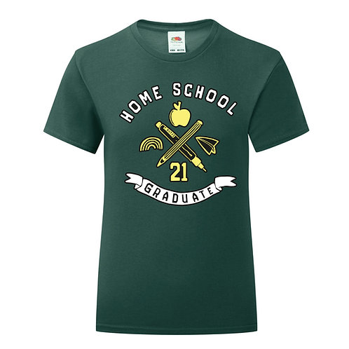 Girls Graduation Class 2021 T-Shirt