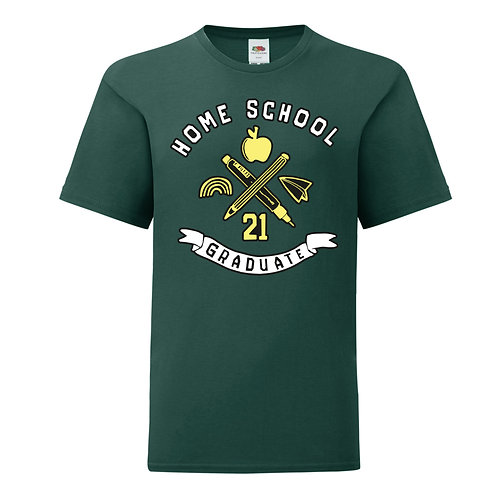 Boys Class of 2021 Graduation T-Shirt