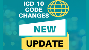 ICD-10 Code Changes for 2022
