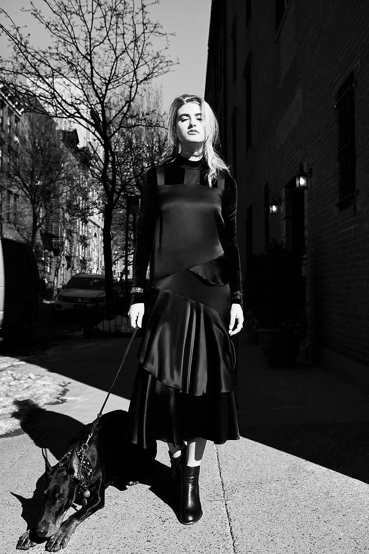 Lauren Taylor x Cause Magazine