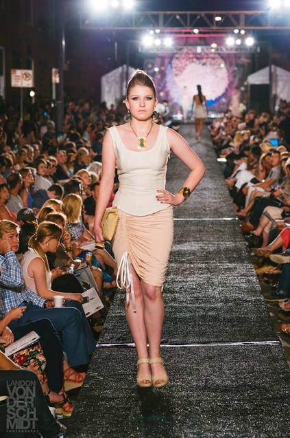 Skin I'm In West 18th St Fashion Show