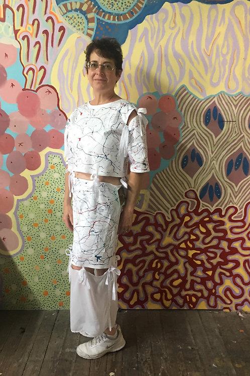 The Taijitu Dress