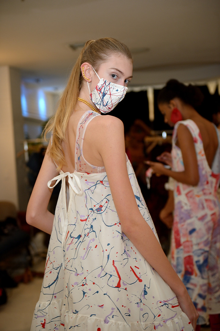 Sagamore Fashion Show Expressionist Collection