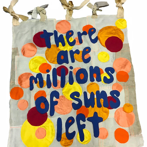 Millions Of Suns Wall Banner