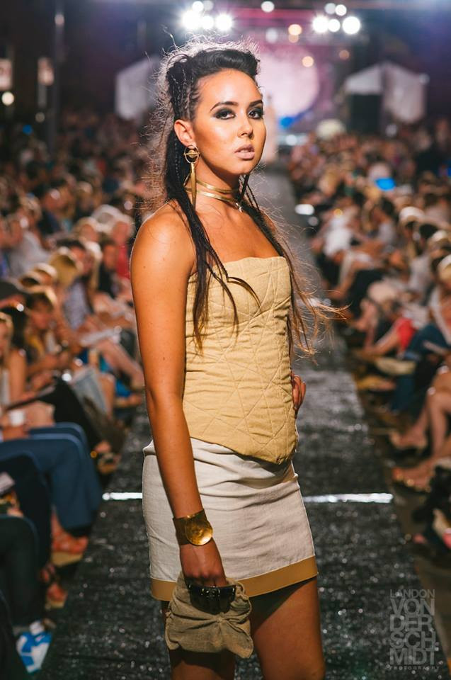 Skin I'm In West 18th St Fashion Show