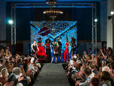 Position as Designer Curator for West 18th St. Fashion Show