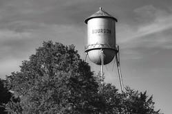 Bourbon Water Tower