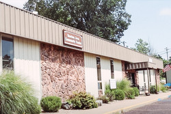 Bourbon Area Community Center Exterior