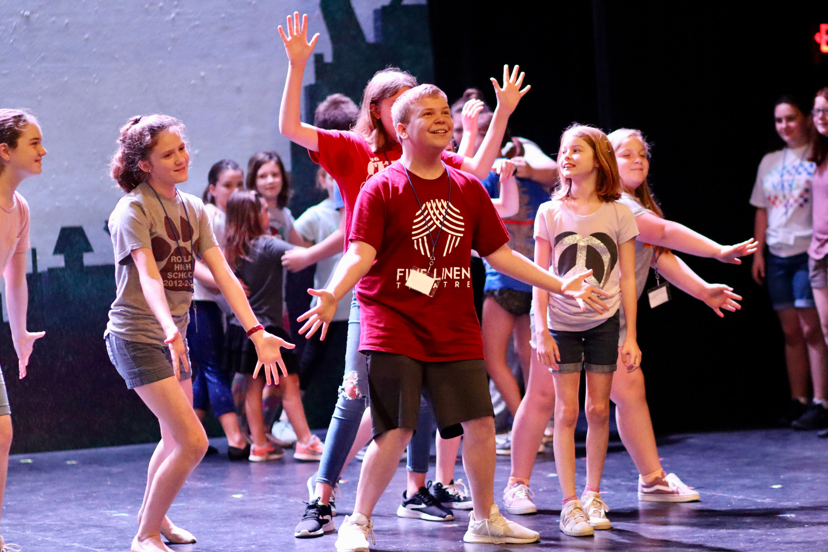 Summer Theatre Academy