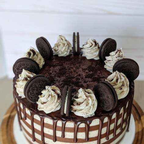 Chocolate Cookies & Cream