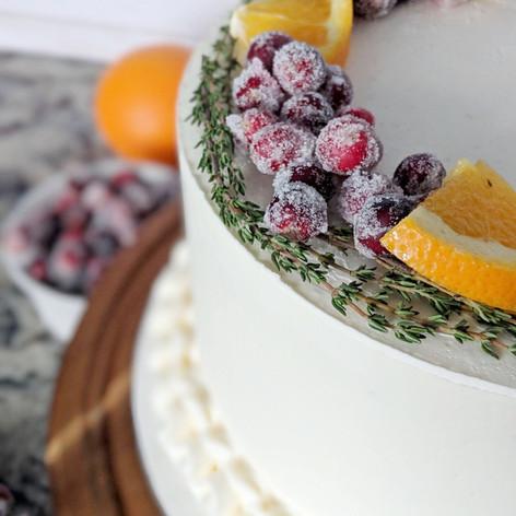 Citrus Cranberry