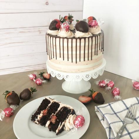 Chocolate Strawberry Truffle