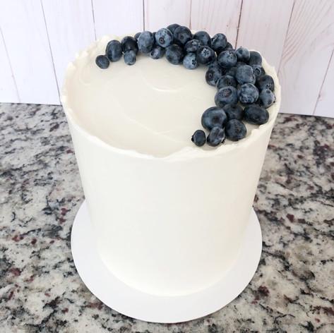 Blueberry Lemon Shortbread