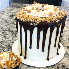 Everything But the Kitchen Sink Cake