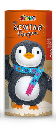 Sewing Doll Penguin