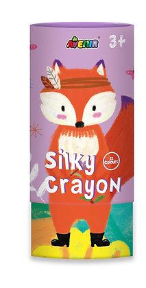 Silky Crayon Fox