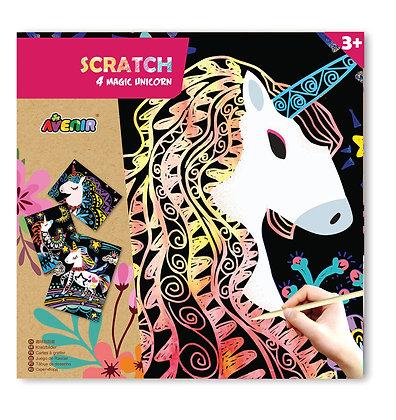 Scratch Magic Unicorn