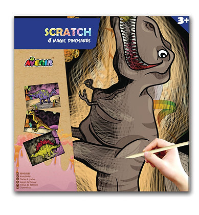 Scratch Dinosaur World
