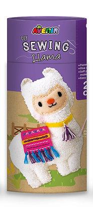 Sewing Doll Llama