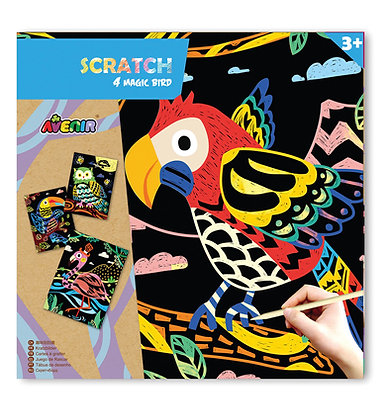 Scratch Magic Bird