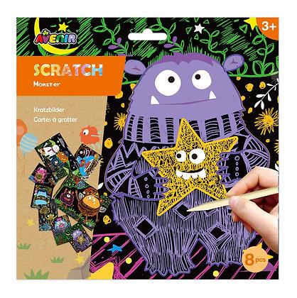 Scratch Monster