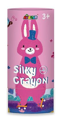Silky Crayon Bunny