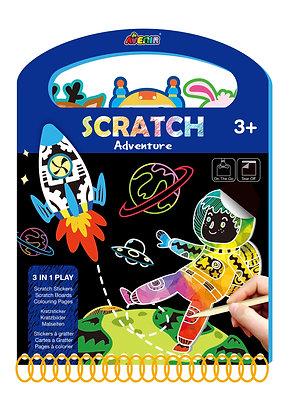 Scratch Book Adventure