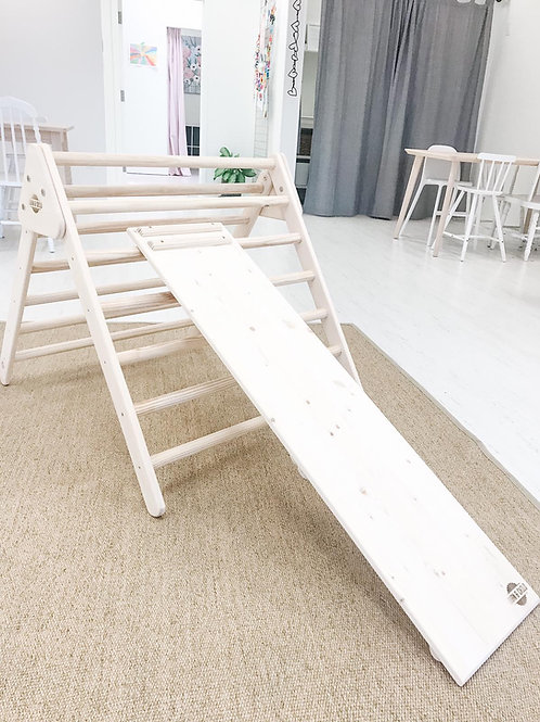 Pikler Triangle and Reversible Ramp Set