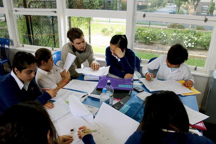 dandenong homework tutoring program