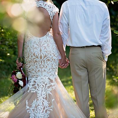 Romantic Woodland Wedding