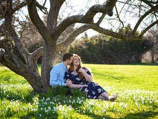 LAUREN & COLBY, FAIRY TREE ENGAGEMENT SESSION