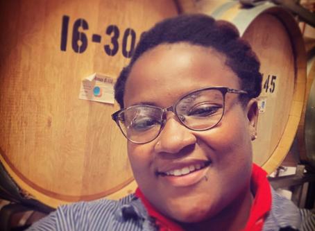 Kristen Nalls - Equity & Diversity Scholarship recipient for French Wine Scholar